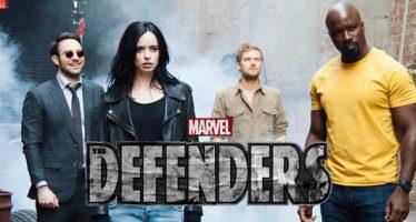 "Saiu último trailer de ""The Defenders"""