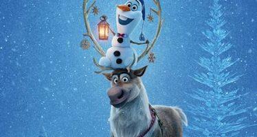 """Disney já prepara o Natal com o anúncio da curta-metragem """"Uma Aventura de Olaf"""""""