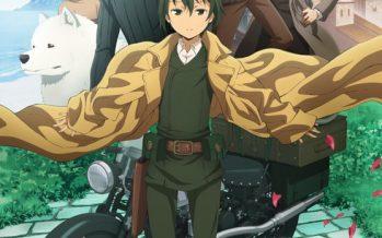 Anime Kino no Tabi ganha poster promocional