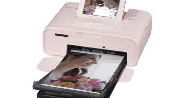Canon apresenta a impressora Selphy CP 1300