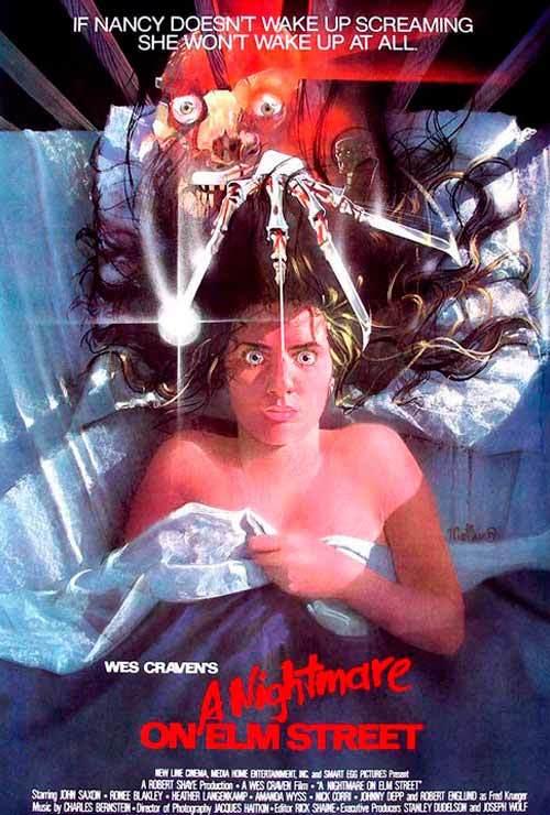 """""""Pesadelo de Elm Street"""""""