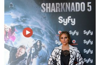 Exclusivo | ENTREVISTA a Cassie Scerbo e REVIEW de Sharknado 5