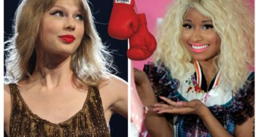 "Novo ""beef"" entre Nicki Minaj e Taylor Swift?"