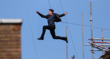 ATUALIZAÇÃO | Lesão de Tom Cruise pára gravações de Missão Impossível 6