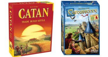 Amazon: Catan e Carcassonne baratinhos!