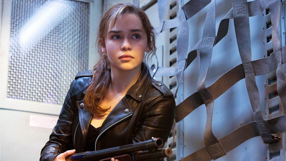 Emilia Clarke em Han Solo de Star Wars