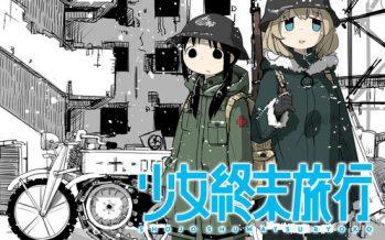 Anime Girl's Last Tour estreia na temporada de Outono