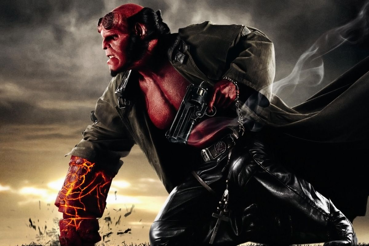 Hellboy ganha reboot