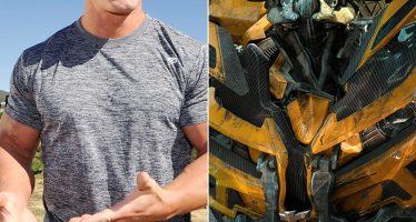John Cena entra em Transformers