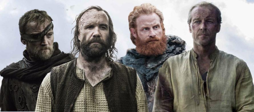 Conhece a «Brotherhood Without Banjos», o quarteto improvável de Game of Thrones que pode lançar um álbum