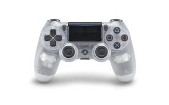 PlayStation®: divulgadas novas edições do comando DUALSHOCK@4