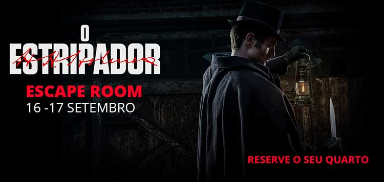 Escape Room O Estripador