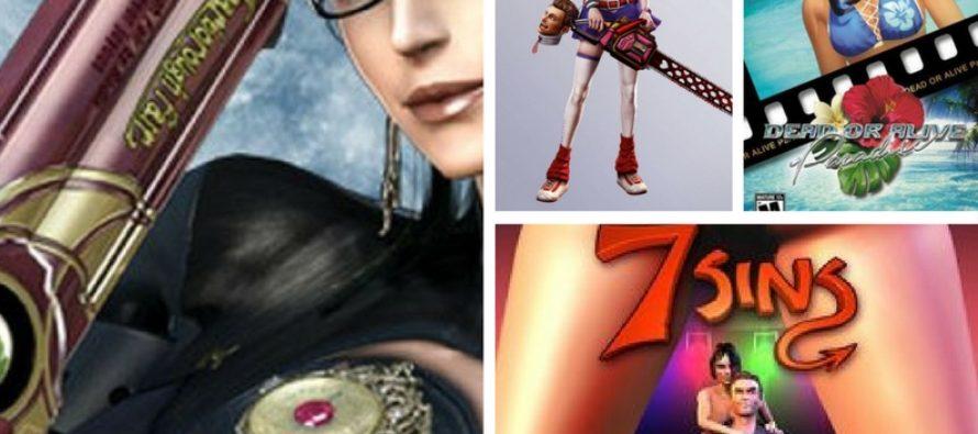 Os sete jogos mais sexys para alegrar a vossa vida
