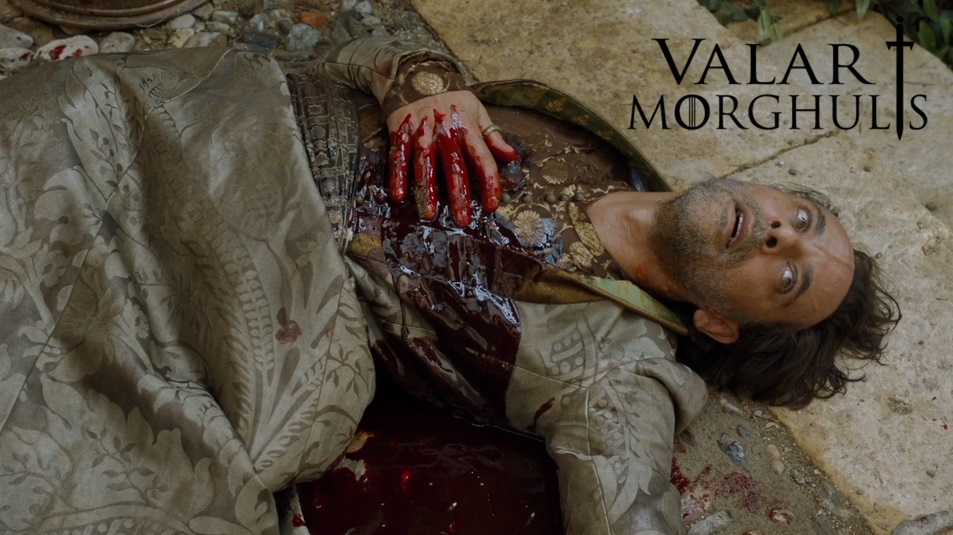 12 Mortes Game of Thrones
