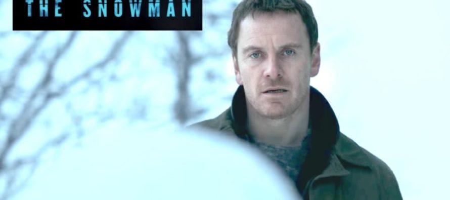 «The Snowman», thriller de horror com Fassbender, chega em outubro