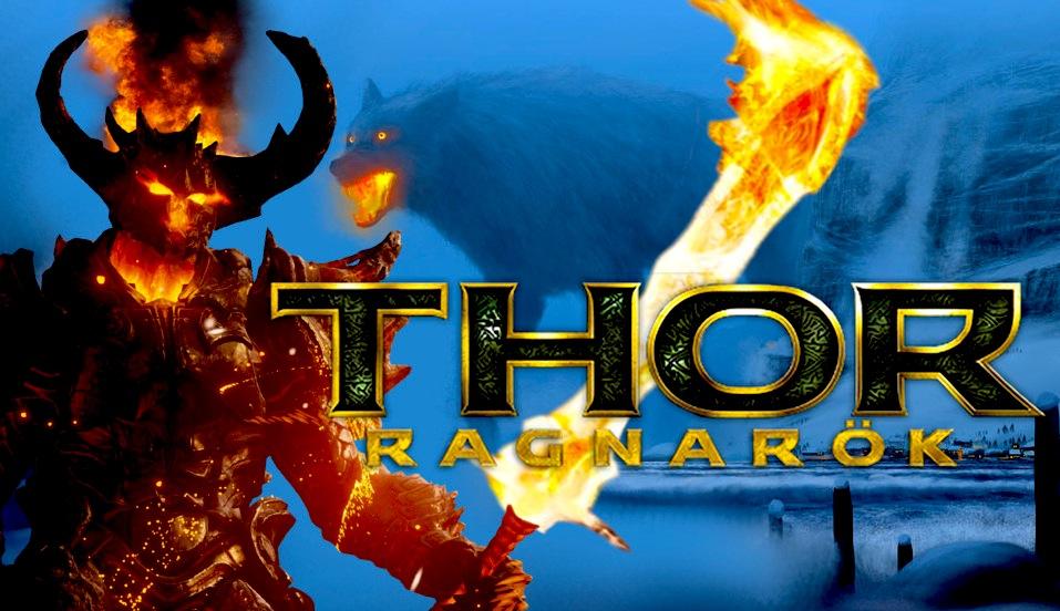 Thor: Ragnarok - Chega de conversas
