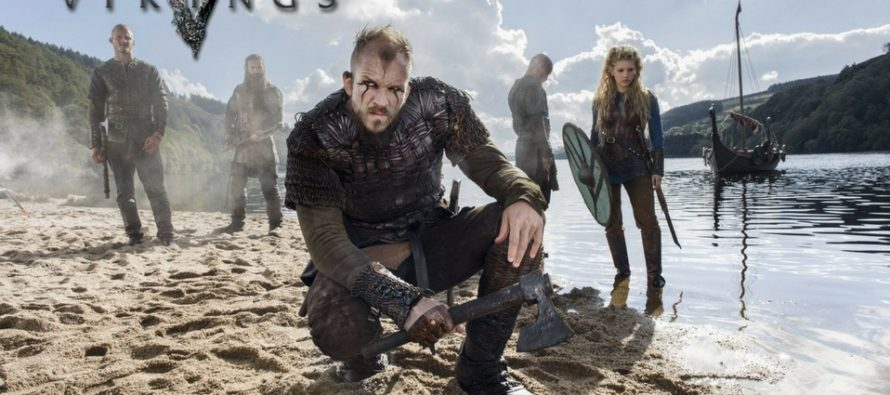Série «Vikings» renovada para 6ª temporada!