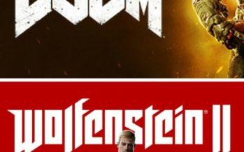 Doom e Wolfenstein 2 estão a caminho da Nintendo Switch