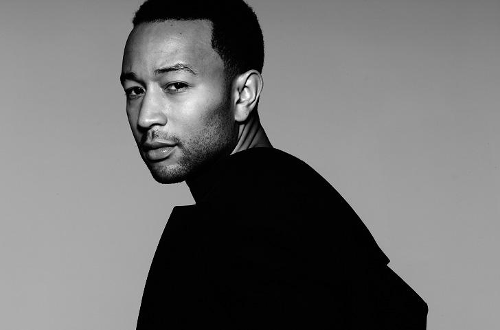 John Legend junta-se à Netfix