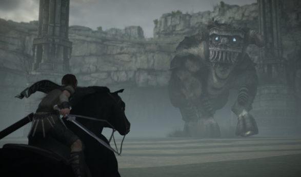 Divulgado novo trailer do jogo Shadow of the Colossus