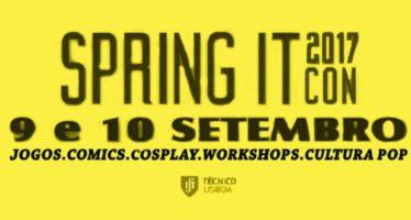 Springit Con: o evento que juntou a comunidade geek