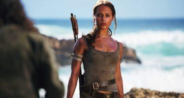 Divulgado trailer oficial do filme Tomb Raider