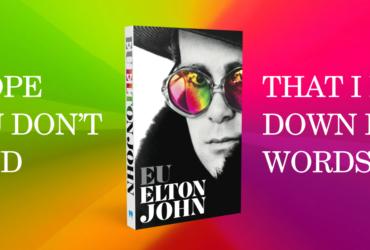 Eu Elton John a biografia